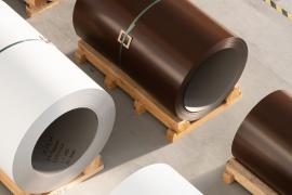 Color coated steel coil - Metipol