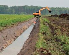CONSTRUCTION OF IRRIGATION CANALS AND PONDS