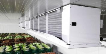 """Холодильные терминалы, хранилища, камеры """"под ключ"""""""