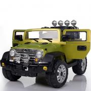 Hurry! Children's electric JEEP REBACK JJ 235: 3-7 km/h