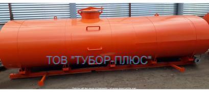 Изготовление рыбовозов, молоковозов, водовозов и др. автоцистерн