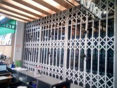 Раздвижные решетки от производителя для любого типа помещений