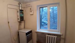 Selling 1 room apartment renovated 12 quarter of Kazak Mamay 18