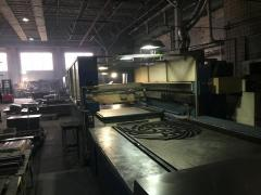 Selling laser cutting machine TRUMPF L2503 2 kW