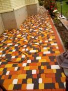 Укладання тротуарної плитки в Харкові