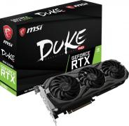 В Наличии. Видеокарта MSI GeForce RTX 2080 DUKE 8G OC