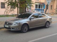 Volkswagen Passat B7 I'll sell the VW Passat B7 in 2013