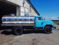 Виготовлення і ремонт автоцистерн, молоковозів, водовозів